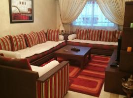 A picture of the hotel: Apartment Rue Al Adarissa