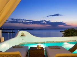 Harmony Boutique Hotel Mýkonos City Greece