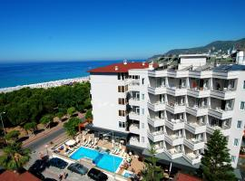 Hatipoglu Beach Hotel Alanya Turkey