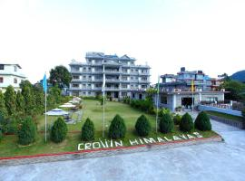Hotel Photo: Hotel Crown Himalayas