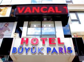 Hotel photo: Hotel Buyuk Paris