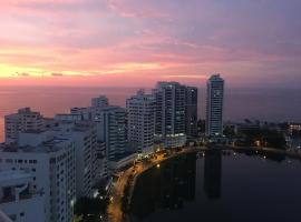 Penthouse 360⁰ Beach and Lake View Cartagena de Indias Colombia