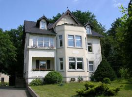 A picture of the hotel: Hotel-Pension Königswald