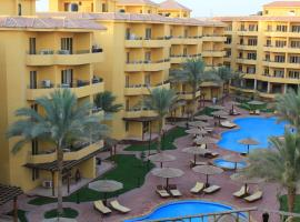 Pool View Apartment at British Resort - Unit 02 Hurghada Egypt