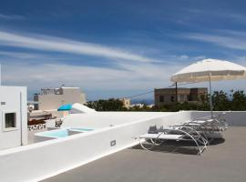 A picture of the hotel: Ayoba Santorini