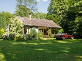 Holiday Home La Ribeaudonniere Le Virly フランス