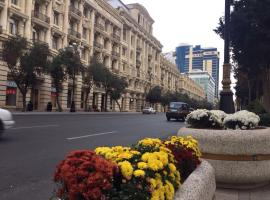 Apartament on Neftyannikov Avenue Baku Azerbaijan