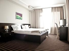 A picture of the hotel: Pensiunea Belanco