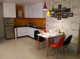 Homestay at Masteri Apartment Ho Chi Minh City Vietnam