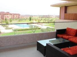 Hotel fotografie: Marrakech Golf City Luxury appart