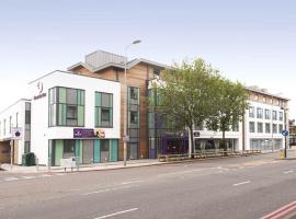 Premier Inn London Richmond Richmond upon Thames Birleşik Krallık