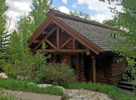 Granite Ridge Cabin 7608 Home Teton Village USA
