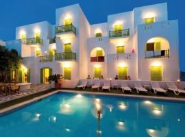 Hotel photo: Siren Paros