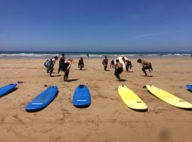 Amayour Surf Hostel Taghazout Morocco