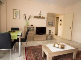 Hotel Photo: One-Bedroom Apartment-Paleo Faliro