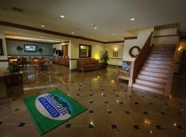 Hotel photo: Mountain Inn & Suites Airport - Hendersonville