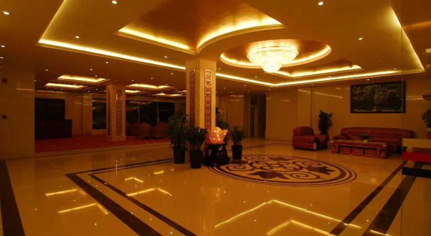 Best time to travel China Liang Shan Deng Hotel