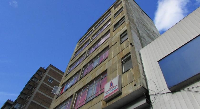 Best time to travel Bogota Hotel Torre Central las Nieves