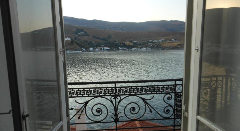 Best time to travel Andros Mansion at Chora in Andros