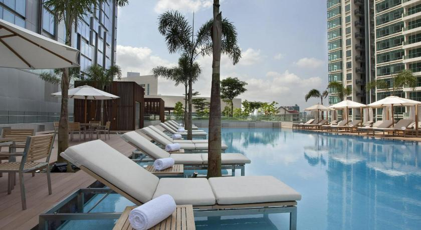 Best time to travel Singapore Oasia Hotel Novena, Singapore by Far East Hospitality