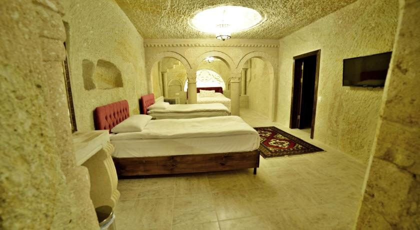 Best time to travel Nevşehir Dedeli Konak Cave Hotel