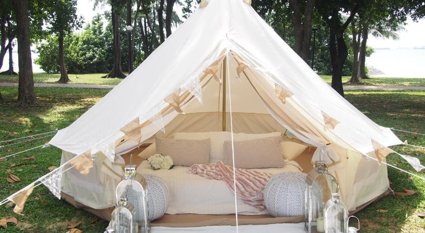 More about Gl&ing Society - Medium Bell Tent & Best Price on Glamping Society - Medium Bell Tent in Singapore + ...