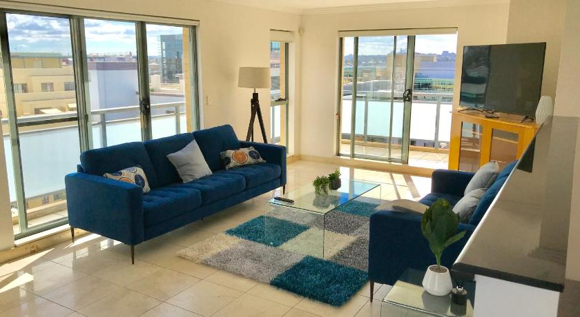 High Quality Liv Apartments Darling Harbour