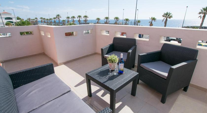Best time to travel Candelaria Fabulous Ocean Front Penthouse