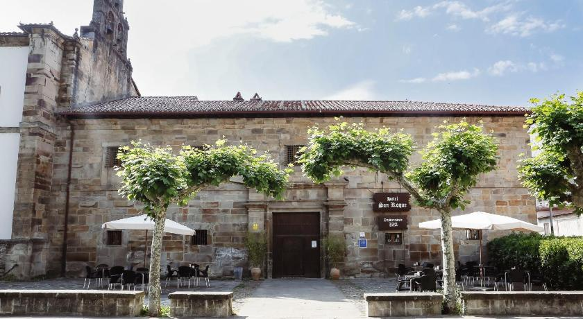 Best time to travel Spain Hotel Convento San Roque