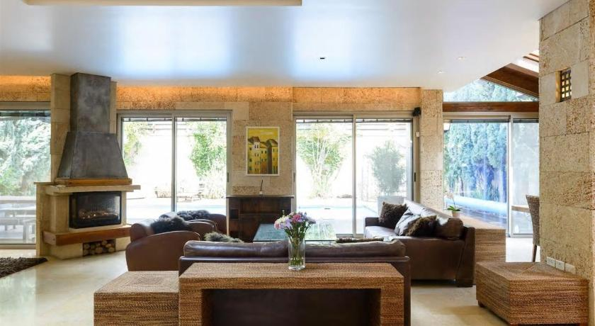 Best time to travel Bnei Brak Luxury Villa with Pool