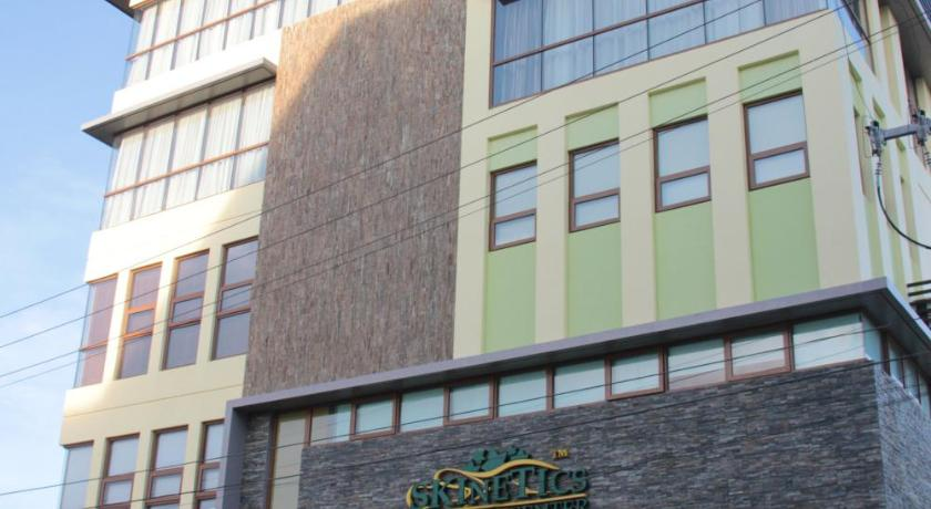 Best time to travel Iloilo Skinetics Wellness Center Boutique Hotel