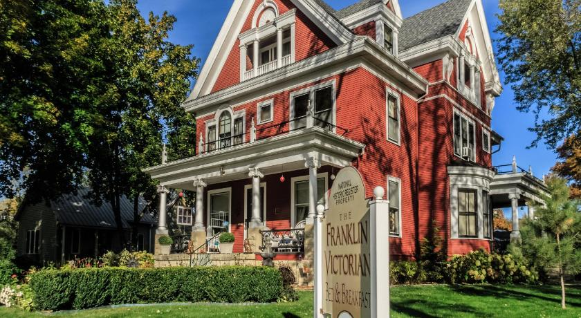 More About Franklin Victorian Bed And Breakfast Sparta