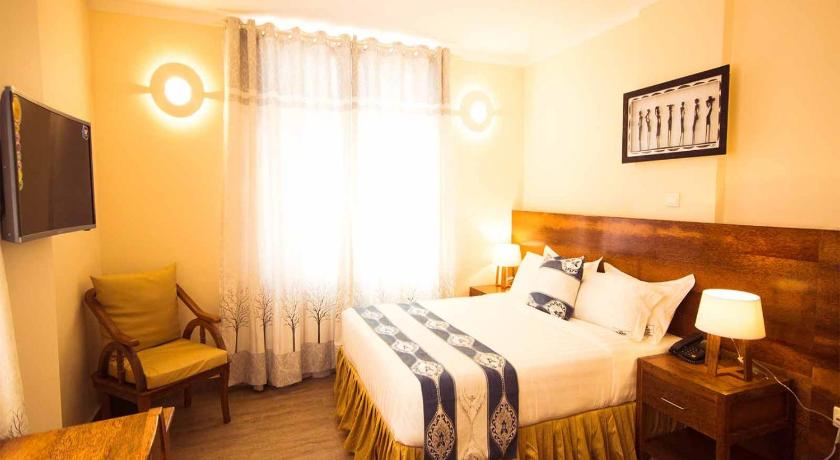 Best time to travel Morogoro Antique Legacy Hotel