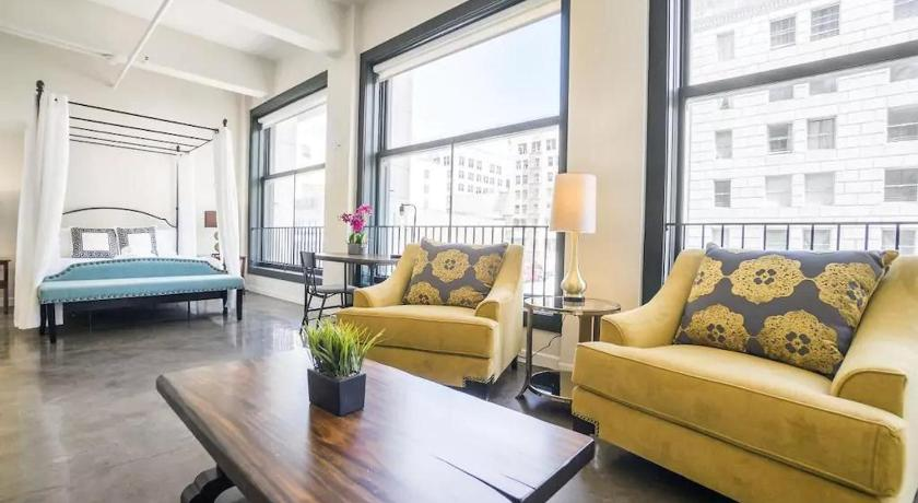 Best time to travel Los Angeles Downtown Historic Loft #1