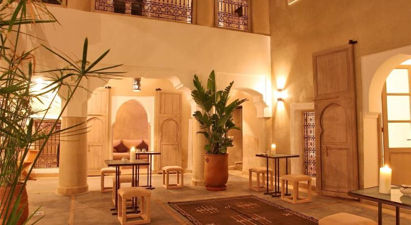 Best price on riad dar ten in marrakech reviews for Top 10 riads in marrakech