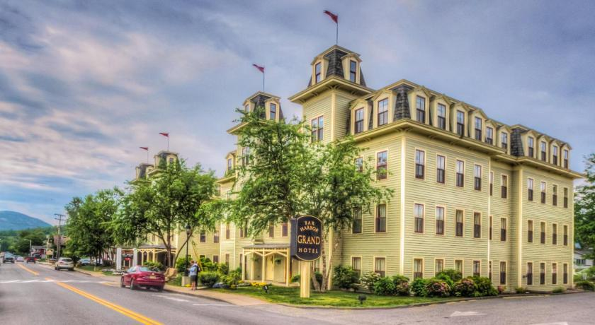 Best time to travel United States Bar Harbor Grand Hotel