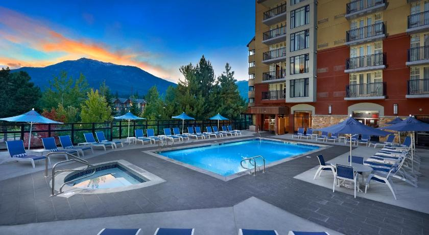 Best time to travel Canada Hilton Whistler Resort & Spa