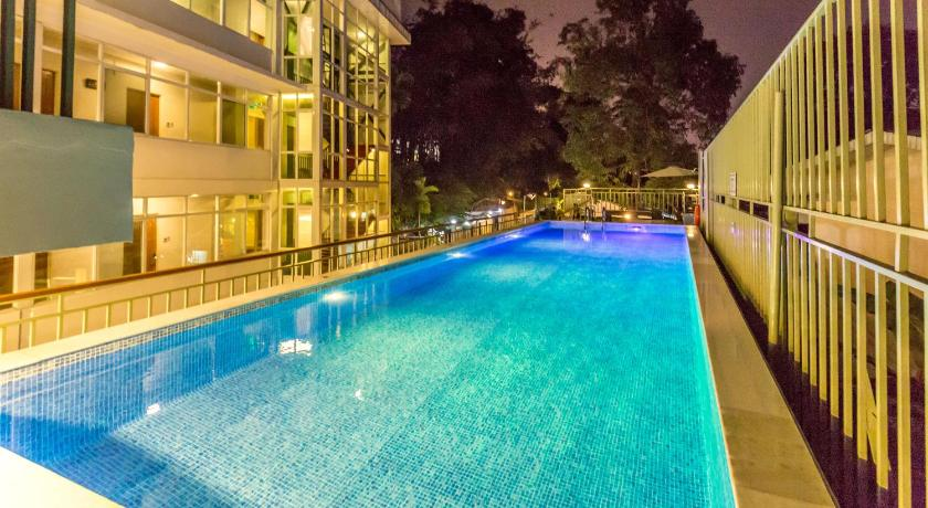 Best time to travel Yangon Sky View Hotel