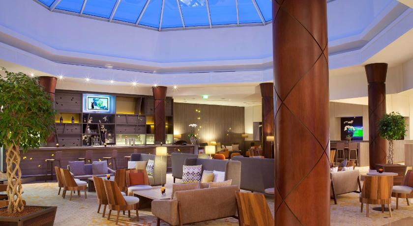 Best time to travel France Paris Marriott Charles de Gaulle Airport Hotel
