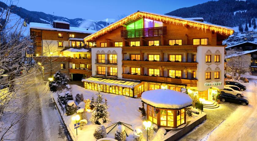 Best price on hotel tirolerhof zell am see in zell am see for Designhotel zell am see