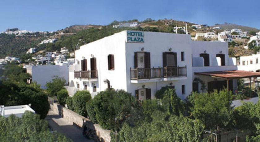 Best time to travel Patmos Plaza Hotel
