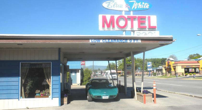 Kalispell (MT) United States  City pictures : Blue and White Motel Kalispell MT , United States: Agoda.com