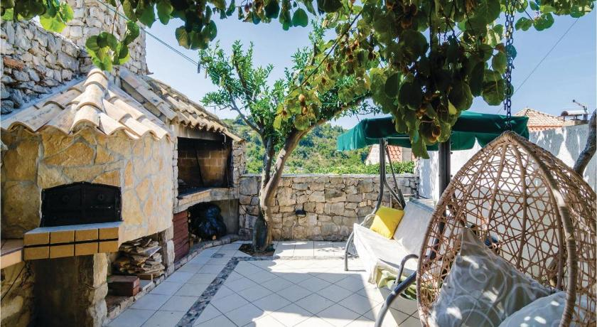 Best time to travel Dubrovnik Four-Bedroom Holiday Home in Kolocep