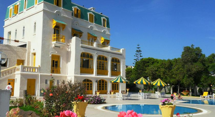 Best time to travel Tunisia Hotel Les Mimosas