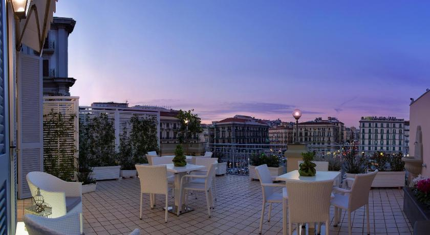 Best time to travel Naples The Five Rooms Napoli