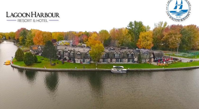Best time to travel Canada Lagoon Harbour Resort & Hotel