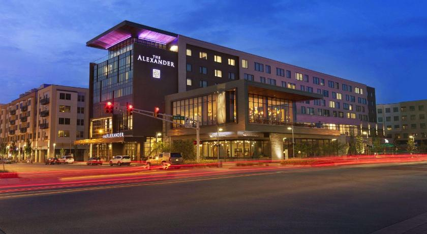 Best time to travel Indianapolis The Alexander, A Dolce Hotel
