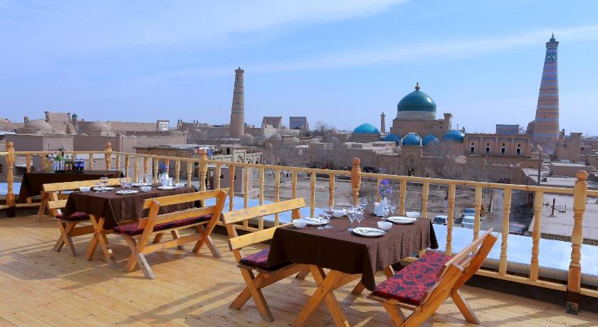 Best time to travel Khiva Arkanchi Hotel