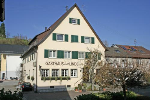 Best time to travel Germany Gasthaus Linde
