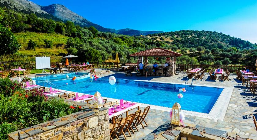Best time to travel Greece Ataviros Hotel
